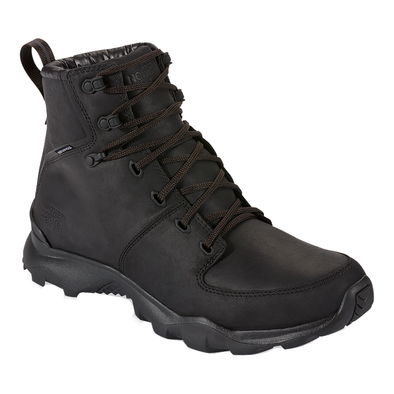 ab9d9b21c The North Face Men's Thermoball Versa Waterproof Winter Boots - Black