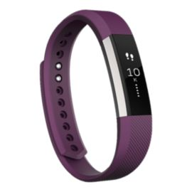 Fitbit Alta Fitness Tracker - Plum Large