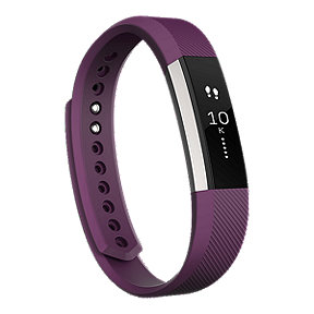 Fitbit Alta Fitness Tracker - Plum Small