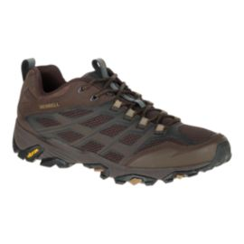 Merrell Men's Moab FST Wide Hiking Shoes - Brown
