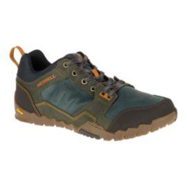 Merrell Men's Annex Metro Hiking Shoes - Brown/Black