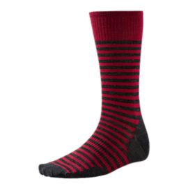 Smartwool Men's Stria Crew Casual Lifestyle Socks