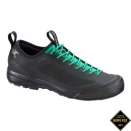 Arc'teryx Women's Acrux FL GTX Hiking Shoes - Black/Patina