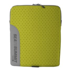 Sea to Summit Travelling Light Small Tablet Sleeve - Lime