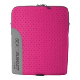 Sea to Summit Travelling Light Large Tablet Sleeve - Berry
