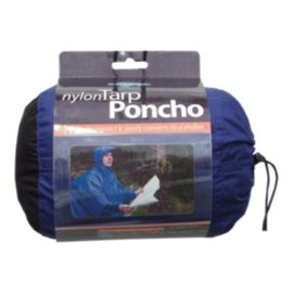 Sea to Summit Nylon Tarp/Poncho 70D Waterproof - Blue