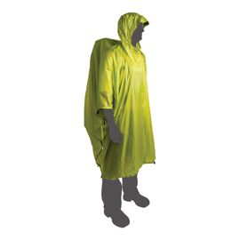 Sea to Summit Ultra-Sil Nano Poncho 15D - Lime