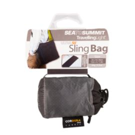 Sea to Summit Travelling Light Ultra-Sil Travel Sling Bag - Grey