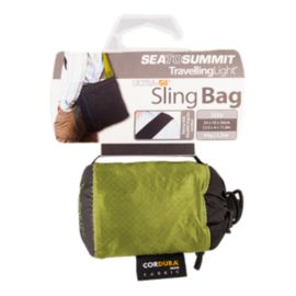 Sea to Summit Travelling Light Ultra-Sil Travel Sling Bag - Lime Green