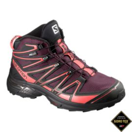 Salomon Women's X Chase Mid ClimaShield Day Hiking Boots