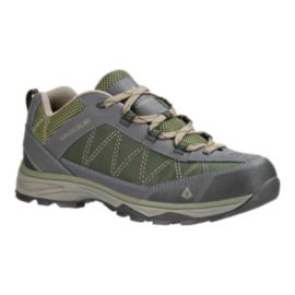 Vasque Men's Monolith Low Hiking Shoes - Grey