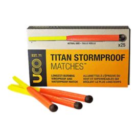 UCO Titan Stormproof Matches