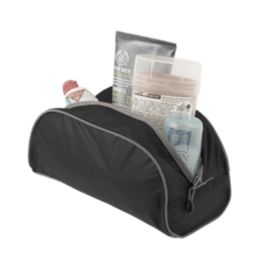 Sea to Summit Travelling Light Toiletry Bag - Small Black