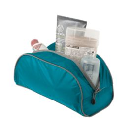 Sea to Summit Travelling Light Toiletry Bag - Small Blue
