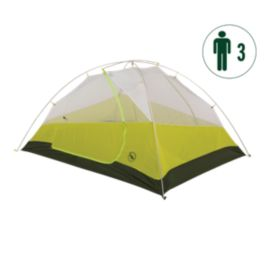 Big Agnes Tumble 3 Person mtnGLO Tent
