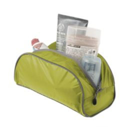 Sea to Summit Travelling Light Toiletry Bag - Small Lime