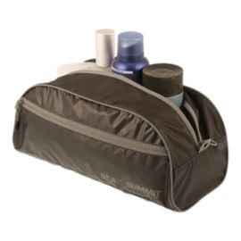 Sea to Summit Travelling Light Toiletry Bag - Large Black