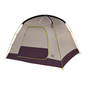 Big Agnes Yellow Jacket 4 Person mtnGLO Tent