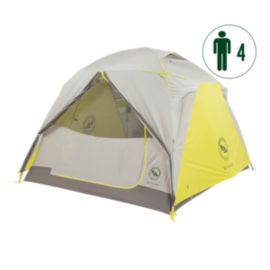 Big Agnes Red Canyon mtnGLO Goal Zero Special Edition 4 Person Tent
