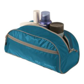 Sea to Summit Travelling Light Toiletry Bag - Large Blue
