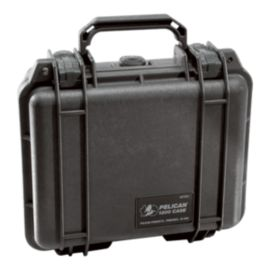 Pelican 1200 Small Case w/ Foam - Black