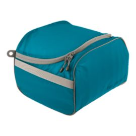 Sea to Summit Travelling Light Toiletry Cell - Large Blue