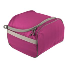 Sea to Summit Travelling Light Toiletry Cell - Large Berry