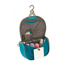 Sea to Summit Travelling Light Hanging Toiletry Bag - Small Blue