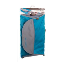 Sea to Summit Travelling Light Shirt Folder - Small Blue