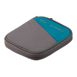 Sea to Summit Travelling Light Travel Wallet - Small Blue