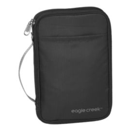 Eagle Creek Zip RFID Travel Organizer - Black