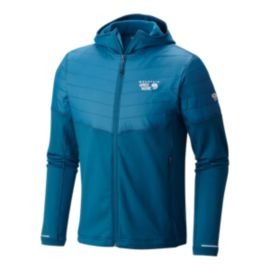 Mountain Hardwear 32 Degree Men's Insulated Full-Zip Hoodie