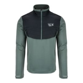 Mountain Hardwear 32 Degree Men's Insulated Half-Zip Long Sleeve Top