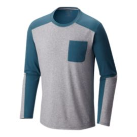 Mountain Hardwear Burdell Men's Long Sleeve Tee