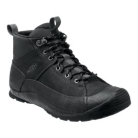 Keen Men's Citizen Ltd Waterproof  Boots - Black