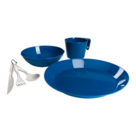 GSI Cascadian One Person Table Set - Blue