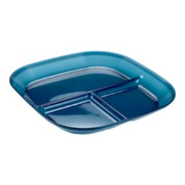 GSI Infinity Divided Plate - Blue