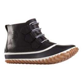 Sorel Out-N-About Leather Women's Casual Boots