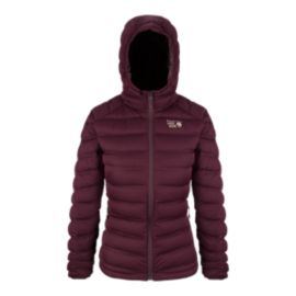 Mountain Hardwear StretchDown Women's Hooded Jacket