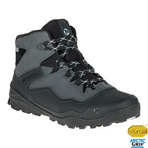 Merrell Men's Overlook 6 Ice+ Waterproof Winter Boots - Granite
