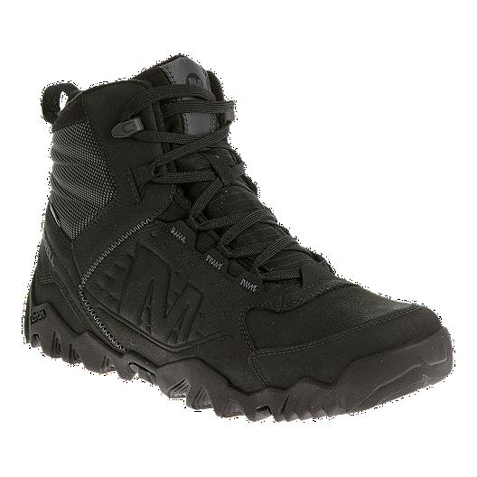 3da4d7c5368 Merrell Men's Annex 6 Waterproof Winter Hiking Boots - Black