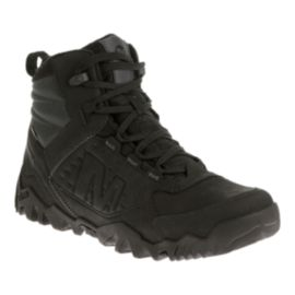 Merrell Men's Annex 6 Waterproof Winter Hiking Boots - Black