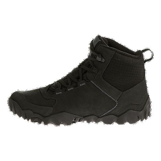 10763b8bdf8 Merrell Men's Annex 6 Waterproof Winter Hiking Boots - Black