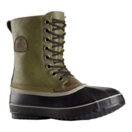 Sorel Men's 1964 Premium T Canvas Winter Boots - Nori