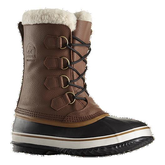 fc43293e57a Sorel Men's 1964 Pac T Winter Boots - Hickory