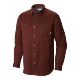 Columbia Pilsner Lodge Men's Long Sleeve Heathered Shirt