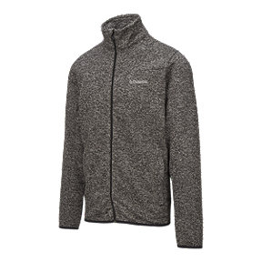 Columbia Birchwood Men's Full-Zip Fleece Top