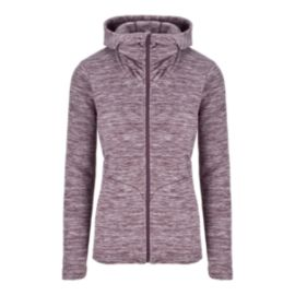 Mountain Hardwear Women's Snowpass Fleece Full-Zip Hoodie