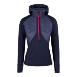 Icebreaker Ellipse Long Sleeve Women's Half Zip Hoodie