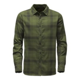 The North Face Approach Men's Long-Sleeve Flannel Shirt